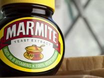 Unilever plc Illustrative image of Marmite a Unilever food product PUBLICATIONxINxGERxSUIxAUTxHUNx