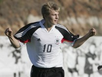 U17 Germany v Portugal; Kroos