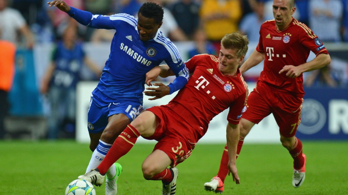 Champions-League-Auslosung live: Wer kriegt wen?