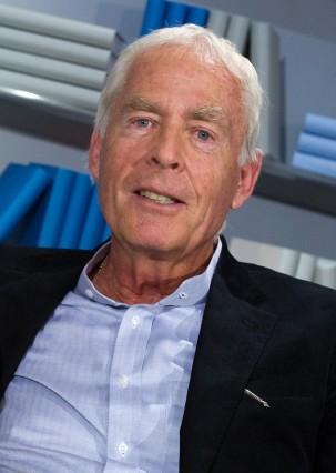 Künstler Helme Heine wird 75