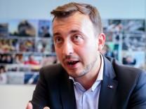 Vorsitzender der Jungen Union -  Paul Ziemiak