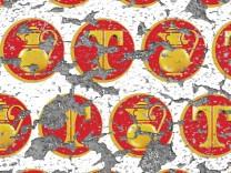 Symbolbild zum drohenden Ende und der Zerschlagung der Supermarktkette Kaiser s Tengelmann Unterneh
