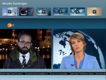 Gemkow und Slomka im ZDF-Interview