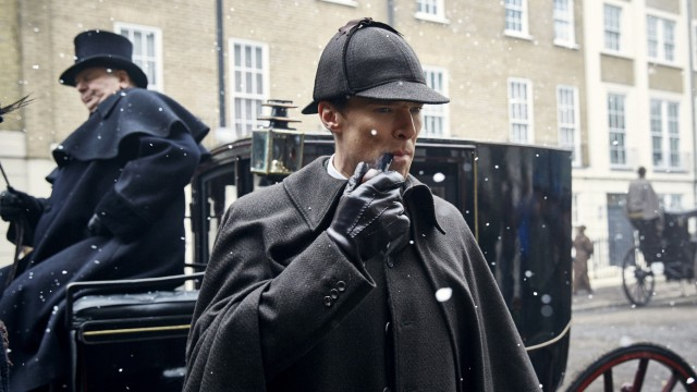 Sherlock - Die Braut des Grauens; Sherlock Die Braut des Grauens ARD BBC