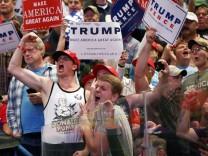 Trump-Unterstützer