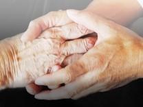 Pflegereport 2012 vorgestellt