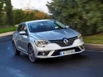 Der neue Renault Megane.