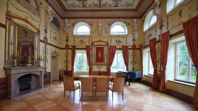 Schloss Ismaning Schloss Ismaning