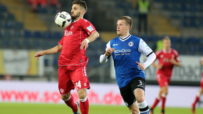 Arminia Bielefeld - Würzburger Kickers