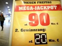 Eurojackpot von 90 Millionen