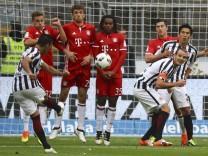 Eintracht Frankfurt v FC Bayern Munich - German Bundesliga