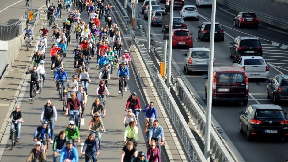 Fahrrad Verkehrspolitik
