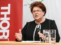 Barbara Stamm, 2016