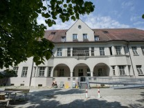 Isar-Amper-Klinikum in Haar, 2011