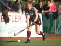 München:  Hockey Bundesliga Frauen / MSC v Großflottbeker THGC