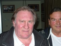 Depardieu in Tutzing