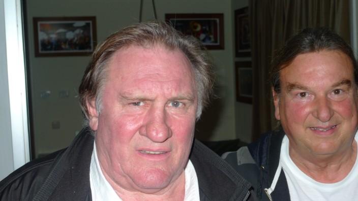 Depardieu in Tutzing