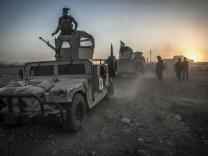 Iraqi Prime Minister says military offensive to retake the city o