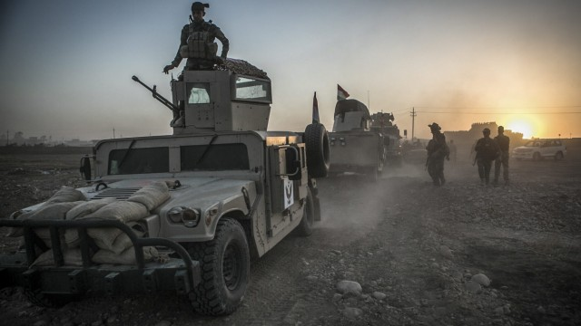 Iraqi Prime Minister says military offensive to retake the city o