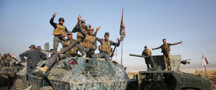 Islamischer Staat Irak