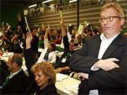 Oswald Metzger Parteitag Grüne Reuters