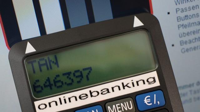 Illustration zu Onlinebanking