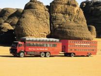 Der Rotel-Bus von Rotel-Tours