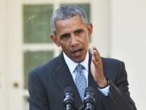 President Obama Holds News Conference Prime Minister Matteo Renzi