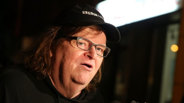 'Michael Moore In TrumpLand' New York City Premiere