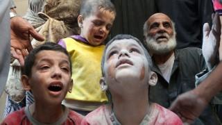 Krieg in Syrien Konflikt in Syrien