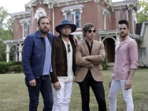 Jared Followill, Matthew Followill, Caleb Followill, Nathan Followill