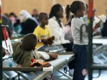 Flüchtlinge in Rosenheim - Kinder