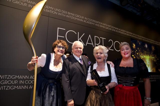 München:  ECKART-WITZIGMANN-PREIS / Preisverleihung bei BMW