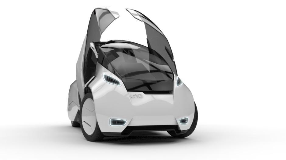 Uniti will das perfekte Stadtauto mit E-Motor bauen - Auto & Mobil ...