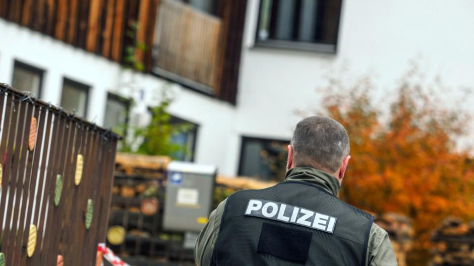'Reichsbürger' schießt auf Polizisten