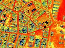 TÜV Rheinland: Thermografie von Gebäuden aus der Luft