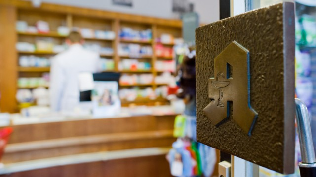 Medikamenten-Preisbindung in Apotheken