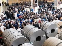 VW-Betriebsversammlung