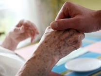 Pflegeheim in NRW