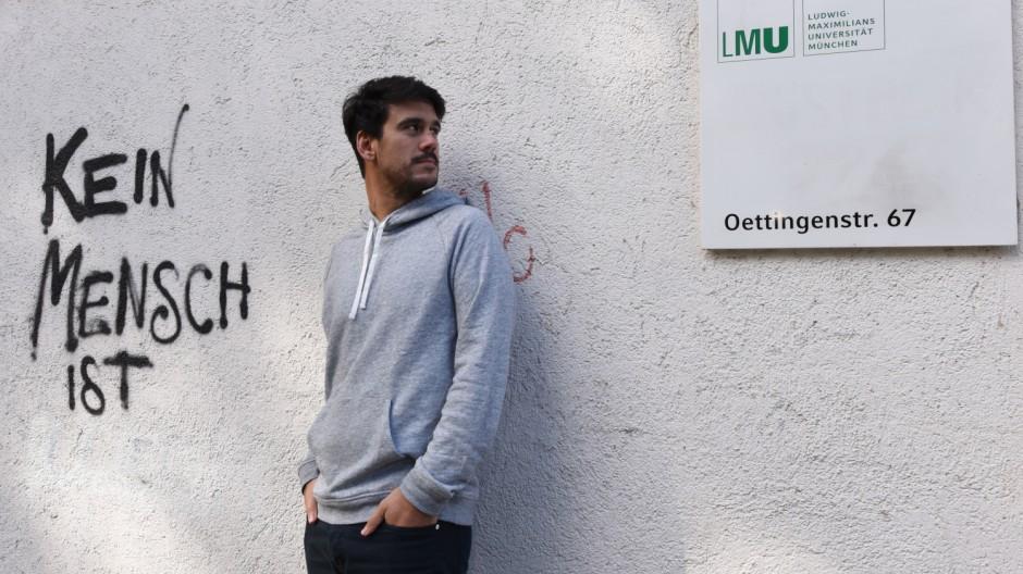 Süddeutsche Zeitung München Kein Job für Kommunisten?