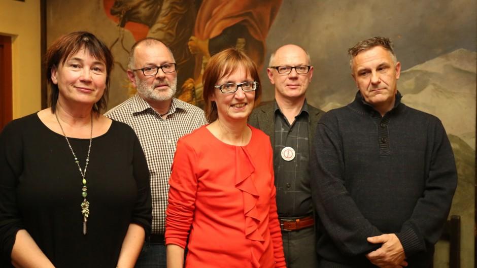 Freising Mit neu gewähltem Sprecherrat