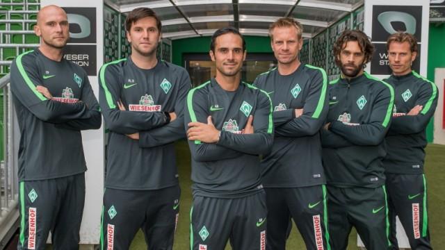 GER, 1.FBL, Portrait Trainerteam Werder Bremen