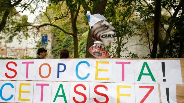 CETA Freihandelsabkommen