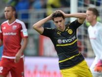 FC Ingolstadt 04 - Borussia Dortmund