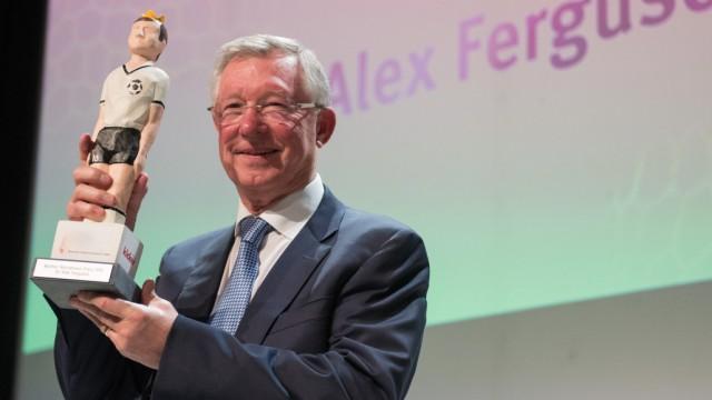 Vergabe Deutscher Fußball-Kulturpreis 2016