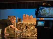 Augsburger Puppenkiste verfilmt Weihnachtsgeschichte