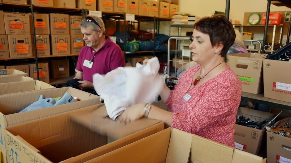 Kleiderkammer Gröbenzell flüchtlingshilfe das engagement lässt nach fürstenfeldbruck