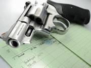 Waffenrecht, Revolver, ddp