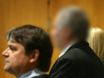 Prozess wegen Mordes an Ehefrau
