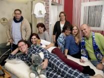 Harthof: Theatergruppe  âĞGriabige Gaudi-GangâĜ